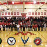 OHSAA Military Appreciation Night