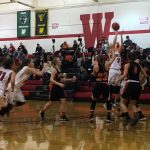 Girls Junior Varsity Basketball falls to Liberty Center 25 – 16