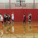 Girls Varsity Basketball beats Liberty Center 55 – 47