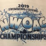 Girls Varsity Swimming finishes 4th place at NWOAC Championships – Swimming