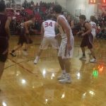 Boys Varsity Basketball beats Rossford 73 – 54