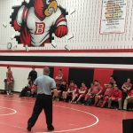 Boys Varsity Wrestling beats Firelands 73 – 6