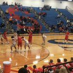 Boys Varsity Basketball beats Springfield Local 60 – 59