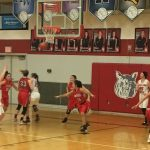 Girls Junior Varsity Basketball beats Bowling Green 25 – 17