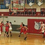 Girls Junior Varsity Basketball beats Bowling Green 25 – 17