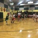 Boys 8th Grade Basketball beats Pike-Delta-York 28 – 11