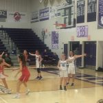 Girls Junior Varsity Basketball beats Swanton 35 – 27
