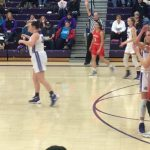 Girls Varsity Basketball beats Swanton 41 – 33