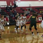 Girls Junior Varsity Basketball falls to Evergreen 31 – 28