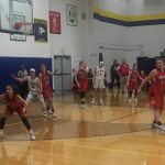 Girls Junior Varsity Basketball beats Rossford 26 – 17