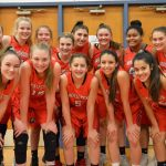 Girls Varsity Basketball beats Rossford 59 – 50