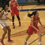 Girls Varsity Basketball falls to Rogers 69 – 40