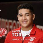 Xavier Torres – State Wrestling Runner-up