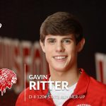 Gavin Ritter – State Wrestling Runner-up