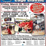 Basketball players to compete in annual Cage Classic
