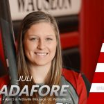 Juli Spadafore pitches perfect game vs. Pettisville