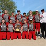 Softball repeats as NWOAL Champions