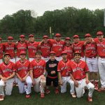 Varsity Baseball beats Central Catholic 3 – 2