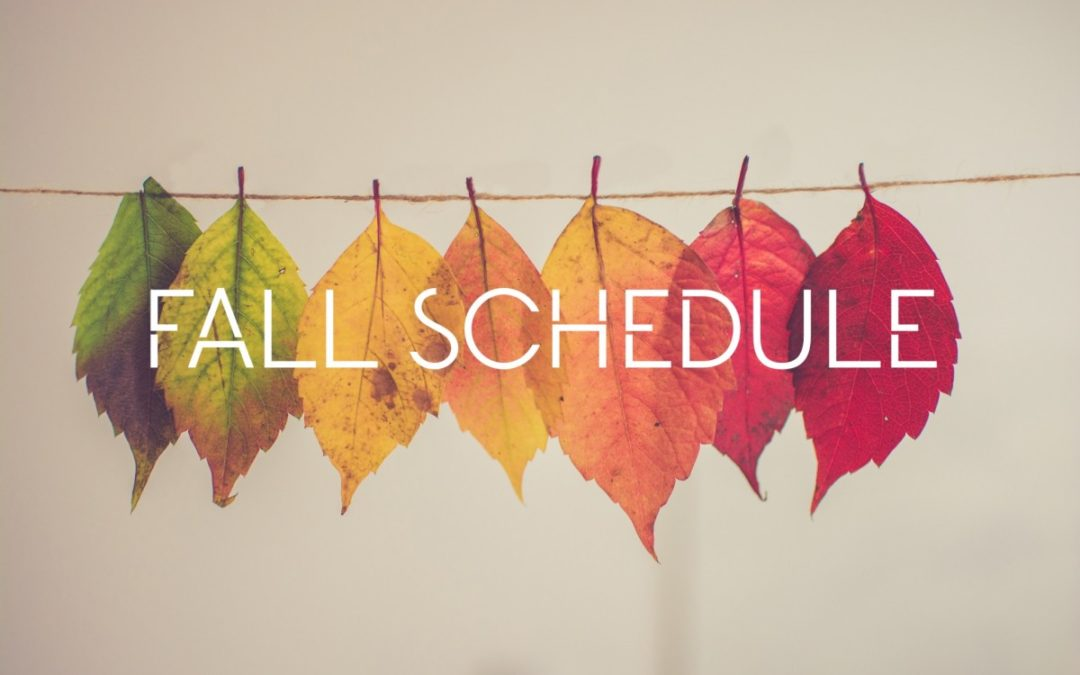 Fall Sports Schedules are posted on wauseonsports.org