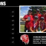 Girls Golf Wins Inaugural Tournament