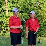 Boys Varsity Golf beats Otsego 165 – 213