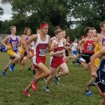 Boys Varsity Cross Country finishes 21st place at Tiffin Carnival