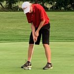 Boys Varsity Golf beats Bryan 165 – 167