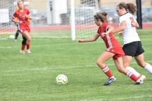 Girls Soccer v. Liberty Center