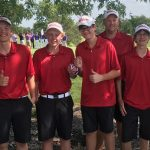 Boys Varsity Golf finishes 2nd place at NWOAL Championship
