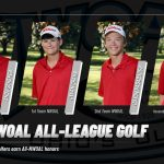 All-NWOAL Boys Golf