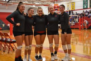 Varsity Volleyball vs. Swanton