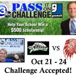 13abc Pass it on Challenge vs. Delta