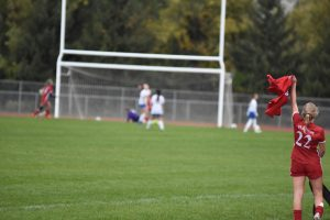Girls Soccer vs. Clyde – Sectional Semifinals
