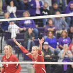Volleyball @ Swanton - Sectional Semifinals
