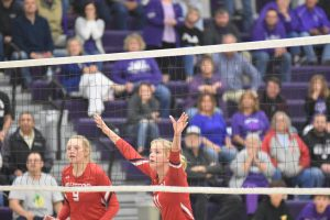 Volleyball @ Swanton – Sectional Semifinals
