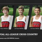 All-NWOAL Boys Cross Country