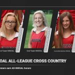 All-NWOAL Girls Cross Country