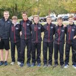 Boys Varsity Cross Country finishes 3rd place at OHSAA Districts @ Ottawa