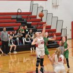 JV Girls Basketball vs. Delta - 12/12/19