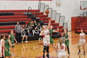 JV Girls Basketball vs. Delta – 12/12/19