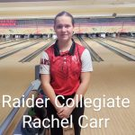 Girls Varsity Bowling finishes 8th place at Raider Collegiate High School Challenge
