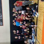 Middle School Wrestling finishes 1st place at Liberty Center Invitational