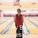 Girls Varsity Bowling beats Swanton 2348 – 2016
