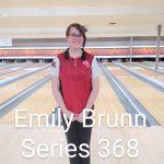 Girls Varsity Bowling falls to Bryan 2406 – 2031