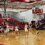 Boys Freshman Basketball beats Perrysburg 36 – 25