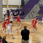 Boys Freshman Basketball beats Bryan 32 – 19