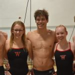 Swimming Senior Night - 1/21/20