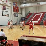 Boys Freshman Basketball falls to Rossford 44 – 41