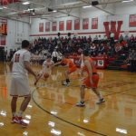 Varsity Boys Basketball vs. Liberty Center - 1/24/20