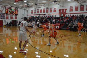 Varsity Boys Basketball vs. Liberty Center – 1/24/20